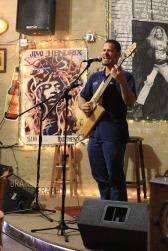 David Crandall At Open Mic Night
