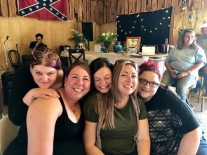 Storm, Tamela, Terri, Crissie, & Me