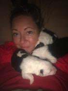 Crissie & The Puppies