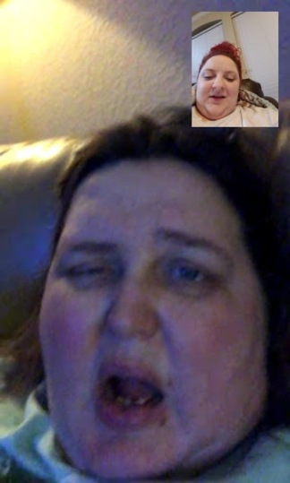 FaceTiming Jen Again